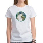 Bridge/Arabian horse (w) Women's T-Shirt
