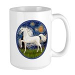 Starry / Arabian Horse (W1) Large Mug