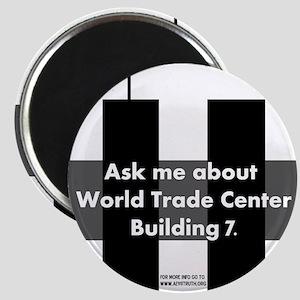 World Trade Center Building 7 Magnet