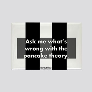 Pancake Theory Rectangle Magnet