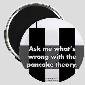 Pancake Theory Magnet