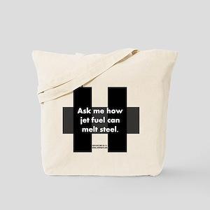 Jet Fuel Tote Bag