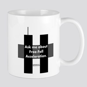Free-Fall Acceleration Mug