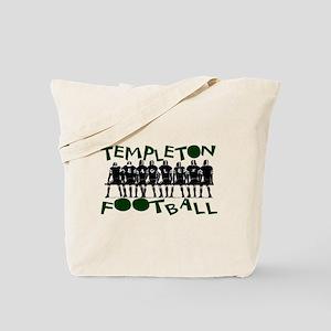 TEMPLETON EAGLE FOOTBALL (6) Tote Bag