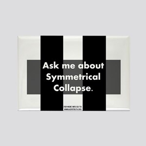 Symmetrical Collapse Rectangle Magnet