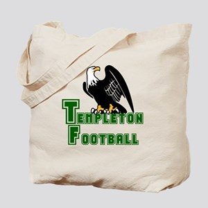 TEMPLETON FOOTBALL (6) Tote Bag