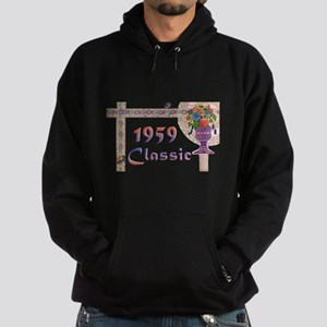 Butterfly 50th Birthday Hoodie (dark)