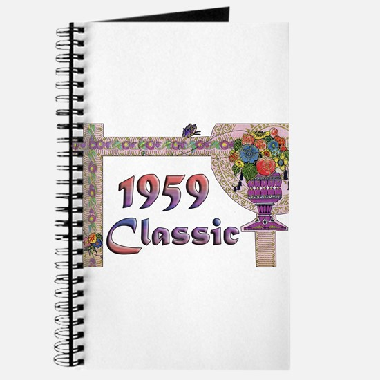 Butterfly 50th Birthday Journal