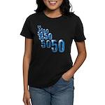 50 Women's Dark T-Shirt