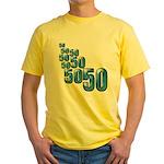 50 Yellow T-Shirt