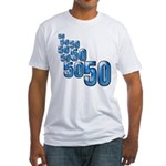 50 Fitted T-Shirt