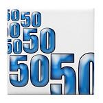 50 Tile Coaster