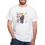 Geisha Corgi T-Shirt