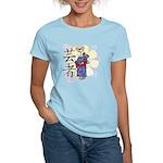 Geisha Corgi Women's Light T-Shirt