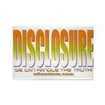 Disclosure Rectangle Magnet