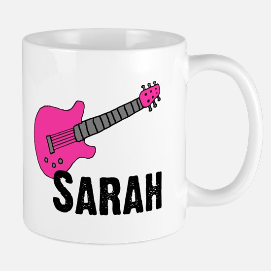 Guitar - Sarah Mug