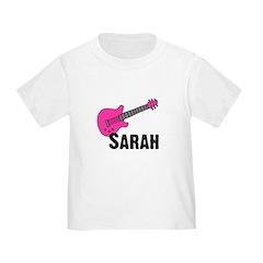 Guitar - Sarah T