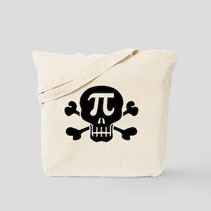 Pi Rate Tote Bag