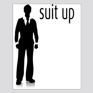 Suit Up Small Poster