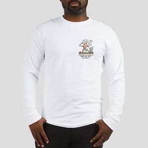 Funny Nurse Six Long Sleeve T-Shirt