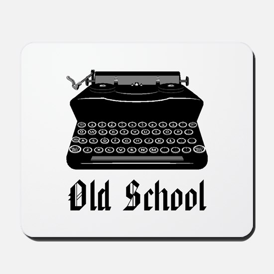 OLD SCHOOL 2 Mousepad