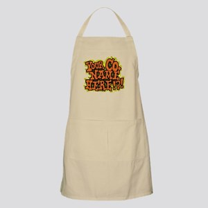 Your Co. Name Here!?! BBQ Apron
