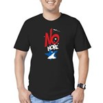 Anti-war Men's Fitted T-Shirt