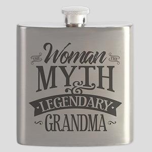 Legendary Grandma Flask
