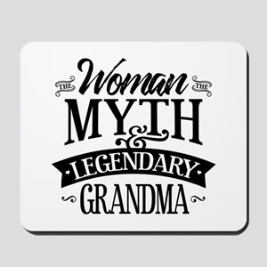 Legendary Grandma Mousepad
