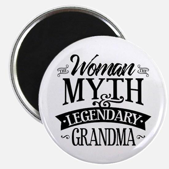 Legendary Grandma Magnet