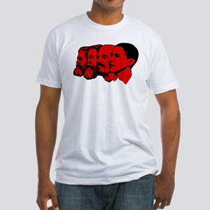 Barack Obama Socialist Fitted T-Shirt