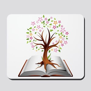 Reading is Knowledge Mousepad