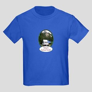 Camping Kids Dark T-Shirt