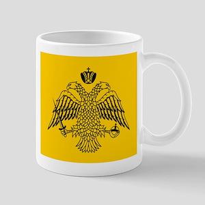 Greek Orthodox Church Flag Mug