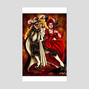 The Gondolier Rectangle Sticker