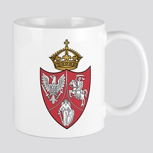January Uprising Coat of Arms Mug