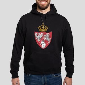 January Uprising Coat of Arms Hoodie (dark)