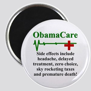 ObamaCare - Side Effects Magnet