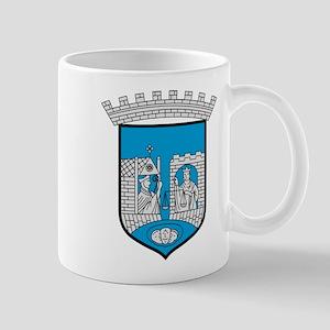 Trondheim Coat of Arms Mug