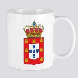 Kingdom of Portugal Coat of A Mug