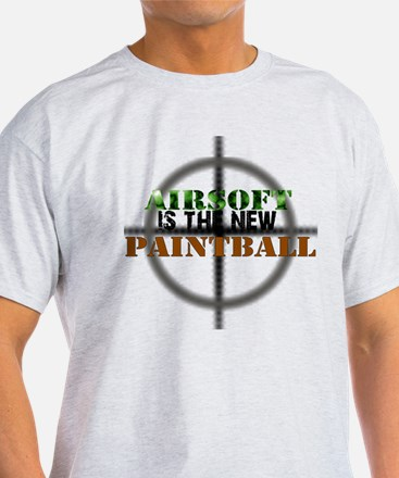 Airsoft is the new Paintball T-Shirt