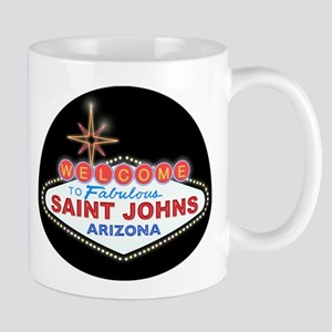 Fabulous Saint Johns Mug