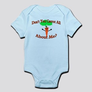Don't You Carrot All Infant Bodysuit
