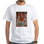 Cedar Goddess White T-Shirt
