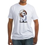 PBGV Fitted T-Shirt