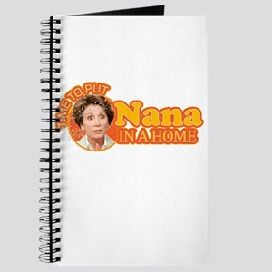 Nana Pelosi Has Lost Her Mind Journal
