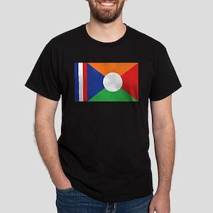 Reunion Flag Dark T-Shirt