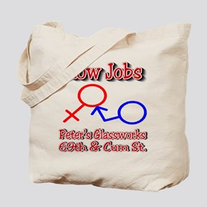 Peter's Glassworks Tote Bag