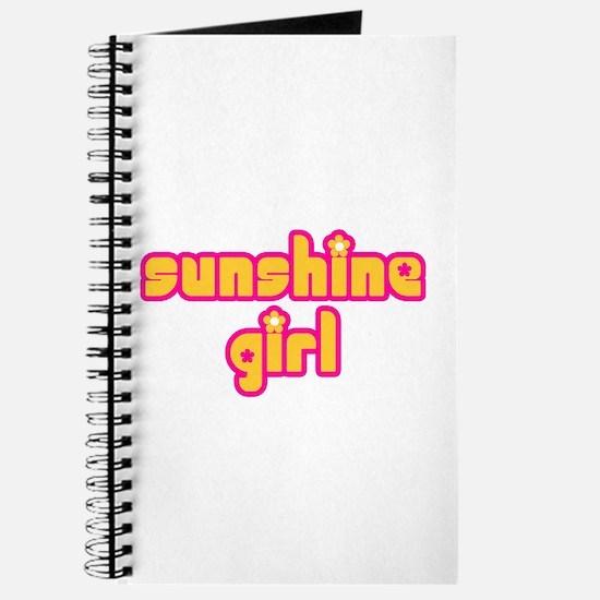 Sunshine Girl Journal