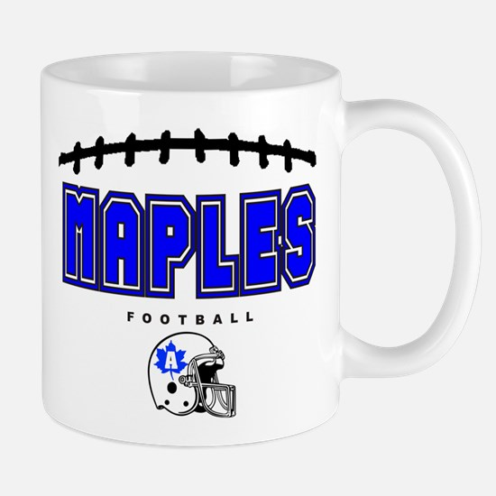 Adrian Maple Football Mug
